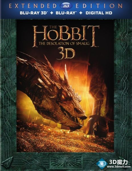 霍比特人2:史矛革之战加长版 3D The Hobbit The Desolation of Smaug EXTENDED.jpg
