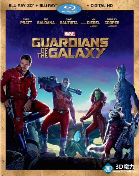 银河护卫队 3D Guardians of the Galaxy 3D.jpg