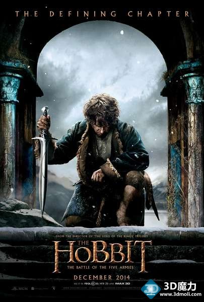 霍比特人3 五军之战.加长版 3D The Hobbit The Battle of the Five Armies EXTENDED.jpg