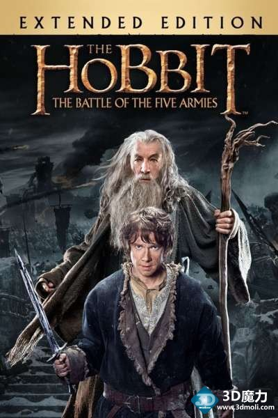 霍比特人3 五军之战.加长版.双碟版 3D The Hobbit The Battle of the Five Armies EXTENDED.jpg